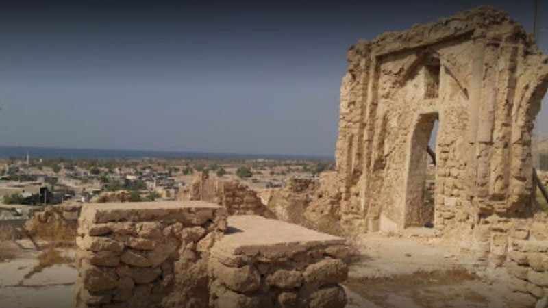 مسجد امام حسن 800x450 - جاهای دیدنی سیراف | جاذبه های گردشگری ایران