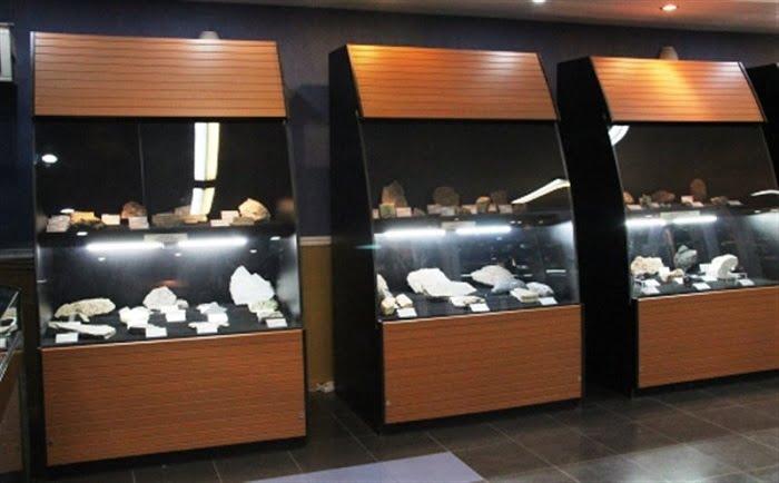 موزه علوم زمین موزه زمین شناسی تهران
