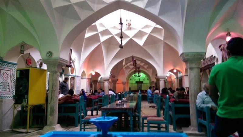 رستوران وکیل کرمان