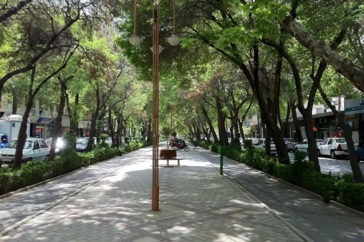 چهارباغ 3 - چهار باغ عباسی | جاذبه های گردشگری ایران
