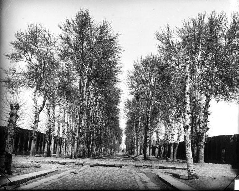 چهار باغ 1 - چهار باغ عباسی | جاذبه های گردشگری ایران