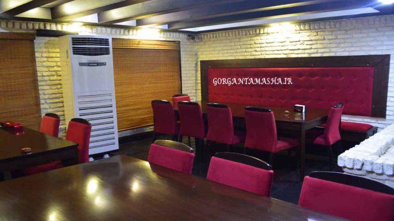 کافه پیانو گرگان - کافه رستوران پیانو گرگان