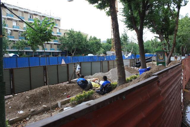 توضیح شهرداری اصفهان درباره وضعیت بازسازی خیابان چهارباغ