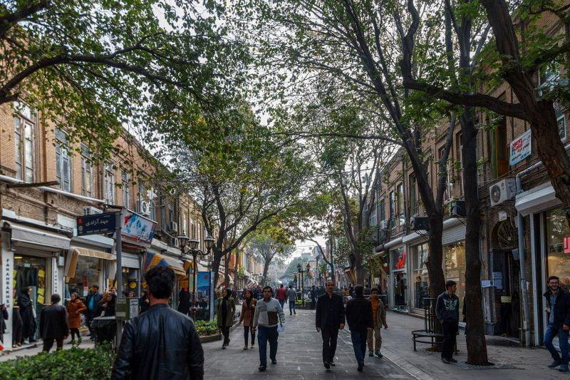 چه شهرهایی در ایران مناسب پیاده روی هستند؟