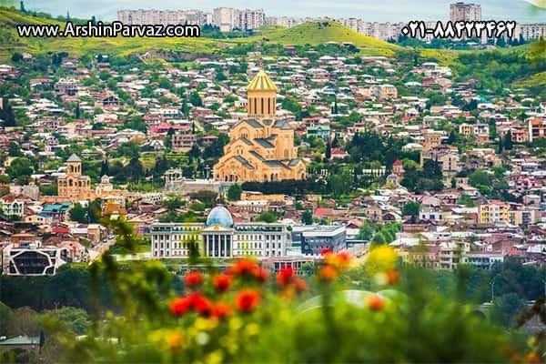 بهترین زمان سفر به گرجستان