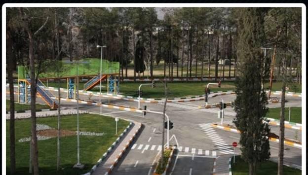 پارک مروارید شیراز