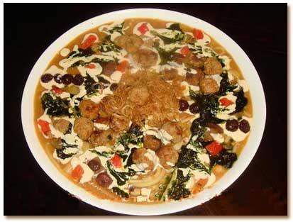 غذاهای محلی تبریز {hendevaneh.com}{سایتهندوانه} -  D8 A2 D8 B4  D9 85 DB 8C D9 88 D9 87 - غذاهای محلی تبریز
