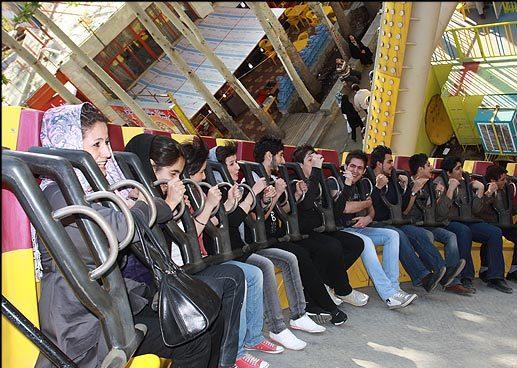جاهای دیدنی تهران پارک ارم جاهای دیدنی تهران (100 جاذبه گردشگری تهران)