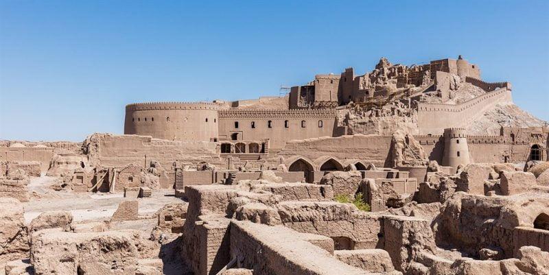 جاهای دیدنی کرمان در پاییز