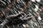 رسم قربانی برای ریزش باران