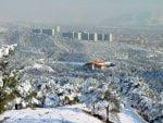 جاهای دیدنی تهران در زمستان