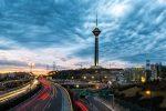 زیبایی های تهران