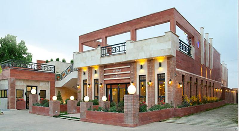 بهترین رستورانهای کاشان