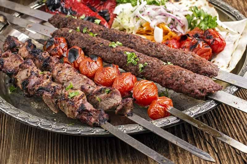 بهترین رستوارنهای تبریز  بهترین رستوران های تبریز