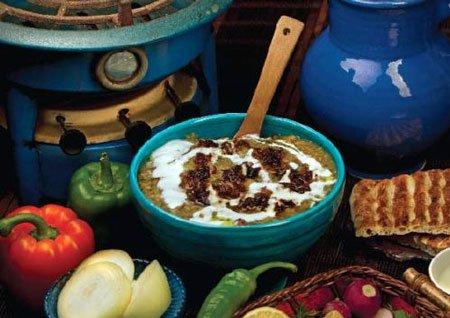 غذاهای محلی تهران  غذاهای محلی تهران