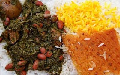 غذاهای محلی تهران