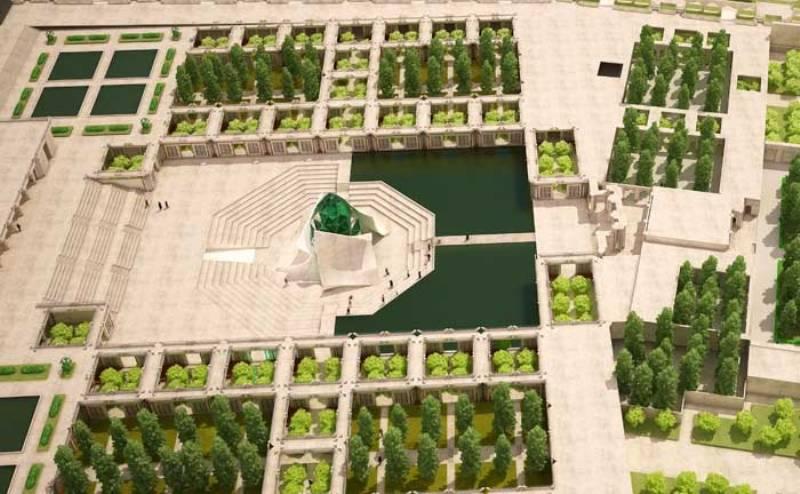 هردم از باغ موزه مشاهیر، تازه تر از تازه تری می رسد