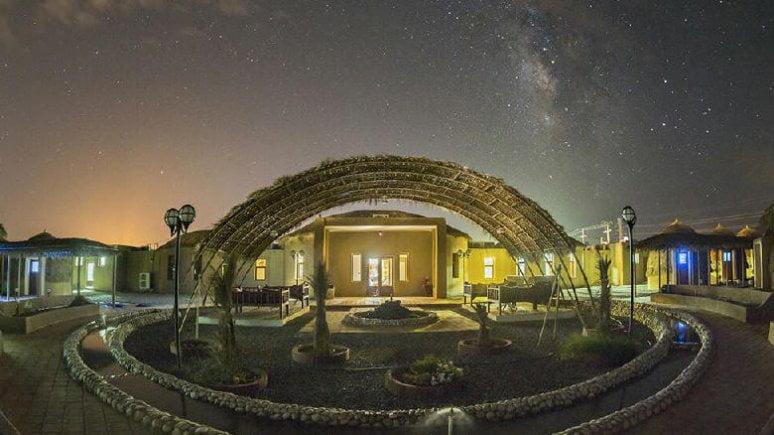 هتل پارسيان قلعه گنج