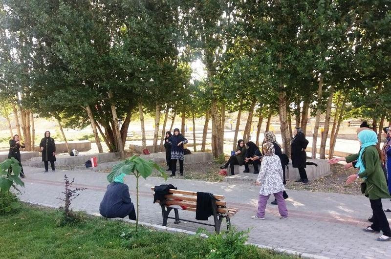 توسعه فضاهای اختصاصی برای بانوان، زمینه ساز عدالت شهری