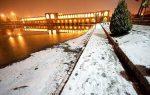 جاهای دیدنی اصفهان در زمستان