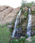آبشار دوقلو گشت رودخان