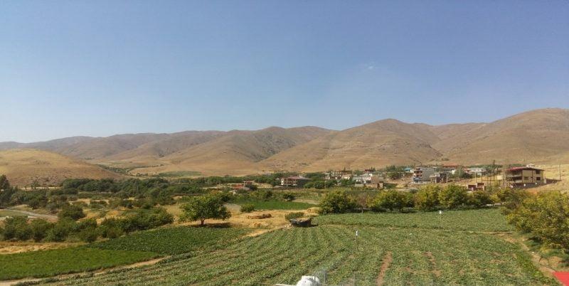 روستای آرو فیروزکوه