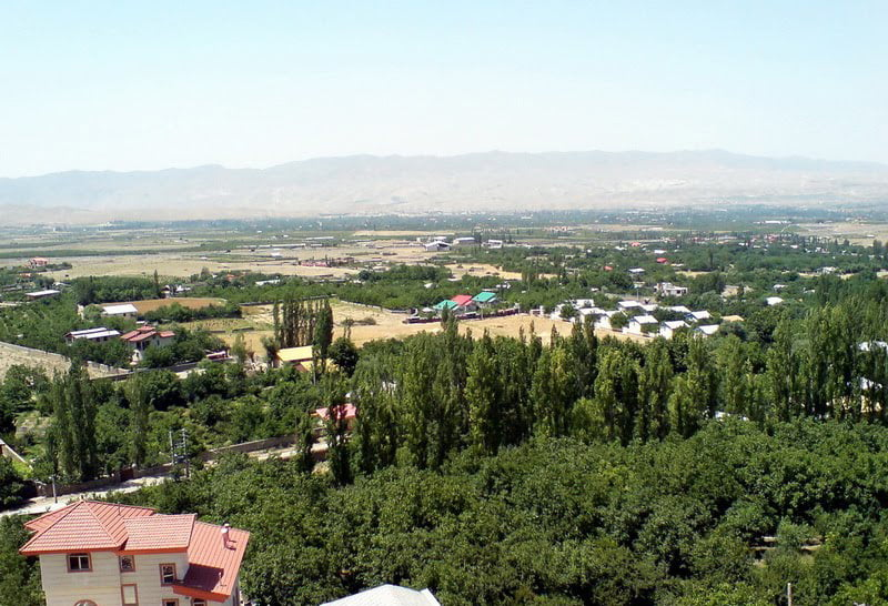 روستای آیینه ورزان
