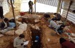 آغاز فصل سوم کاوش باستانشناسی در پناهگاه صخرهای باوه یوان