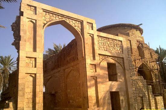 بقعه شیخ خلیفه جهرم