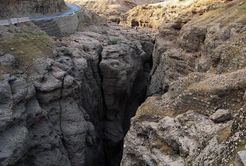 دره دوزویل