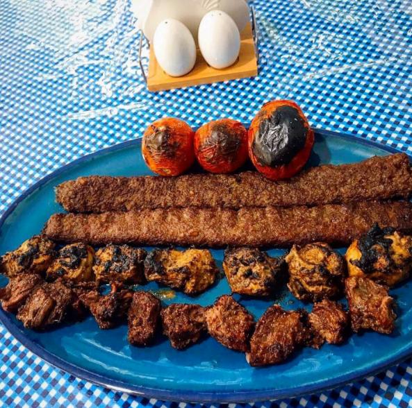 رستوران عاشق ماهی لاهیجان