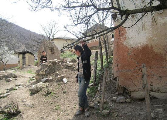 روستای ناو تالش