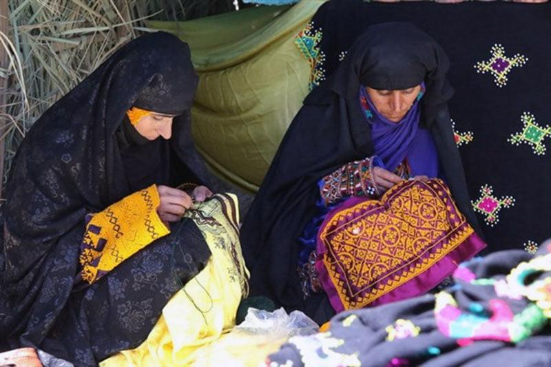 -بلوچستان سه اثر صنایع دستی سیستان و بلوچستان نشان یونسکو گرفتند