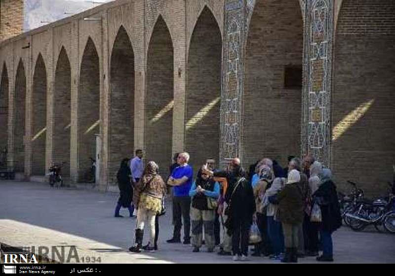 فعالان گردشگری 12 کشور جهان از جاذبه های کرمان دیدن کردند