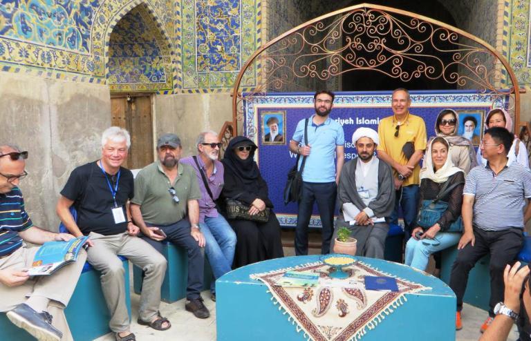 برونرفت از تحریمها با راهبرد میراث جهانی ایران ممکن است