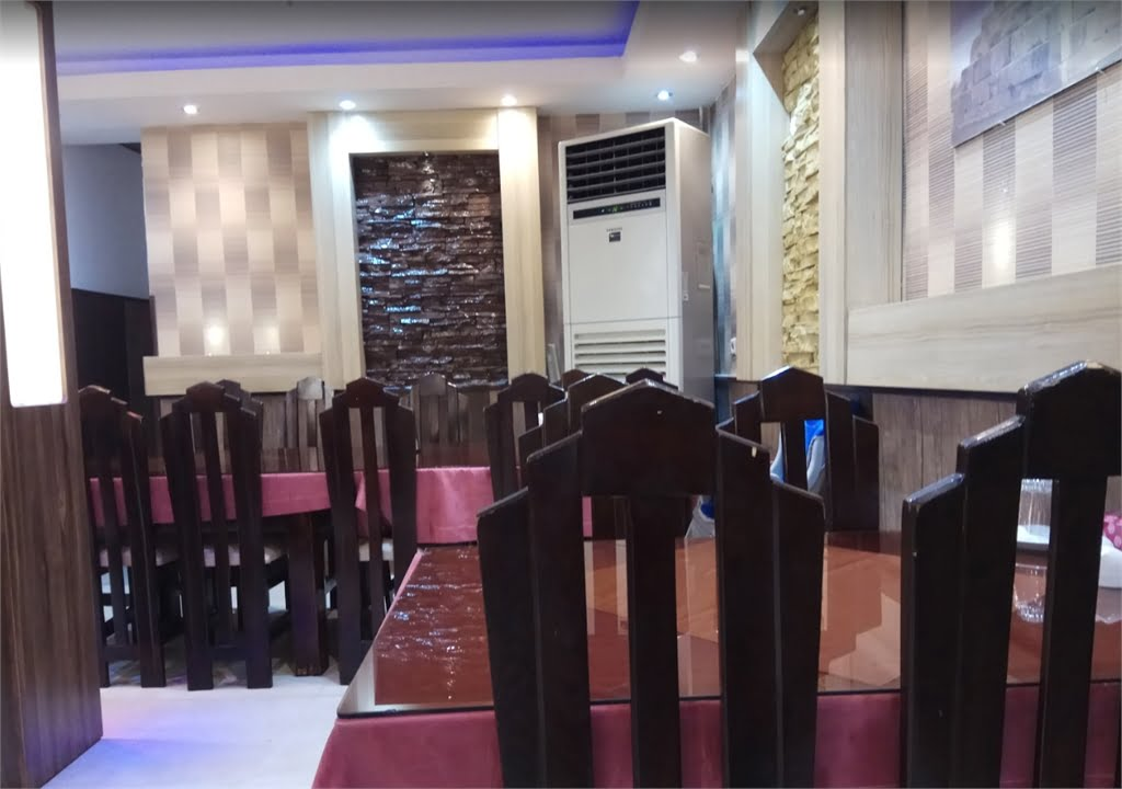 -3 رستوران حوریا بابل