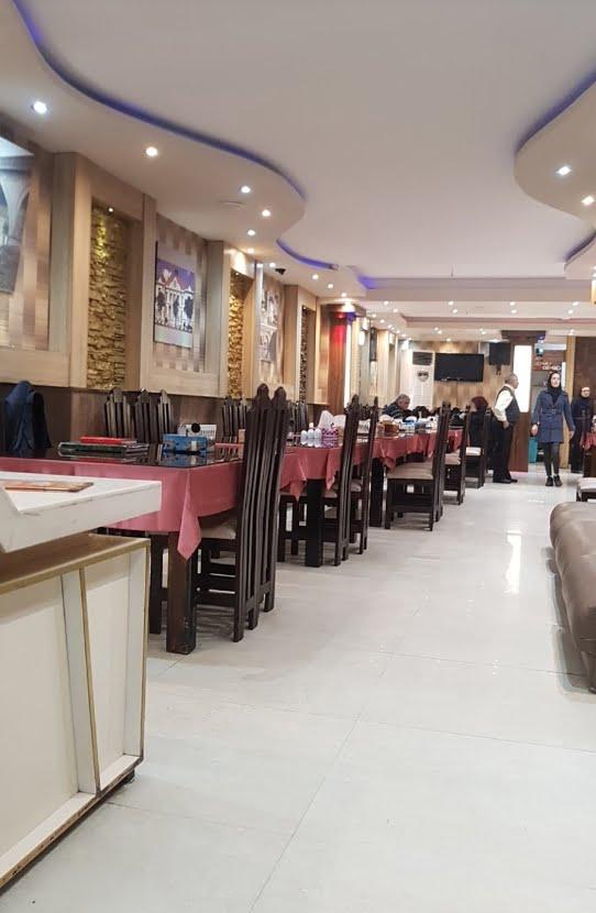-4 رستوران حوریا بابل