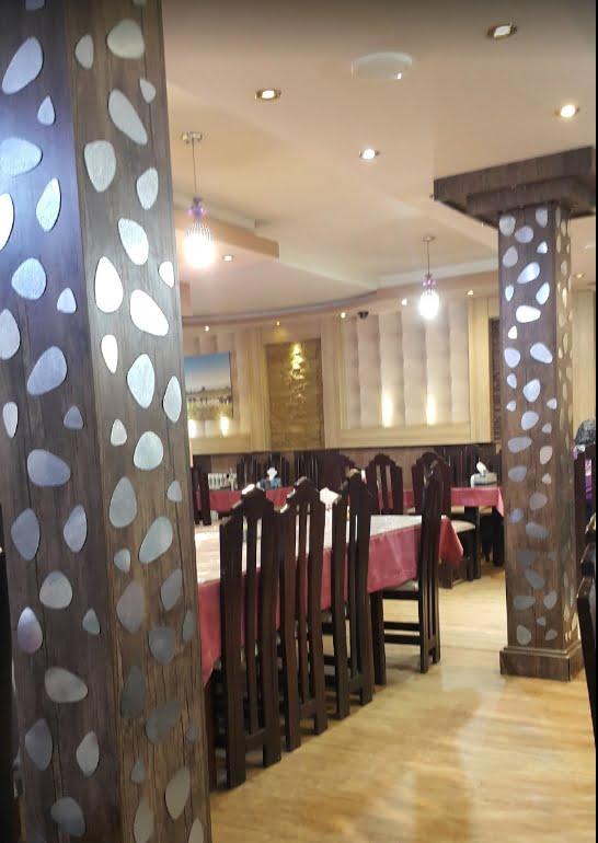 -5 رستوران حوریا بابل
