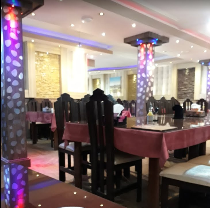 -6 رستوران حوریا بابل