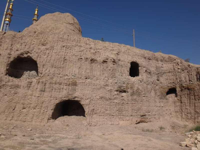 بافت دستکند، سازه ای با شکوه در صفاشهر فارس