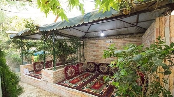 رستوران آلاچیق محمودآباد