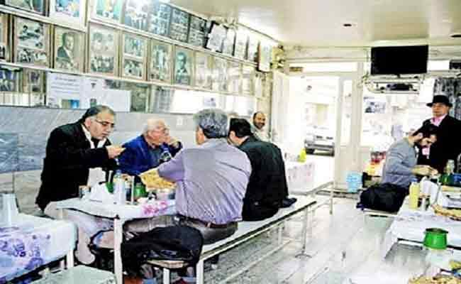 بهترین دیزی سراها در تهران