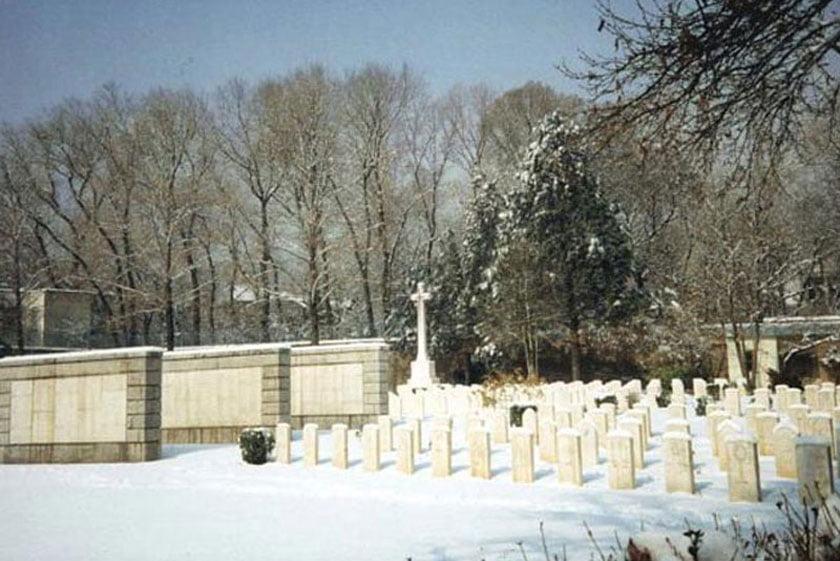 قبرستان متفقین