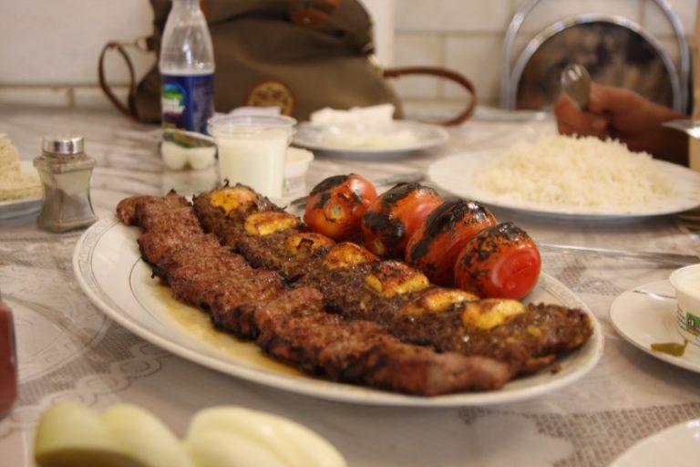 کبابی های معروف بازار تهران