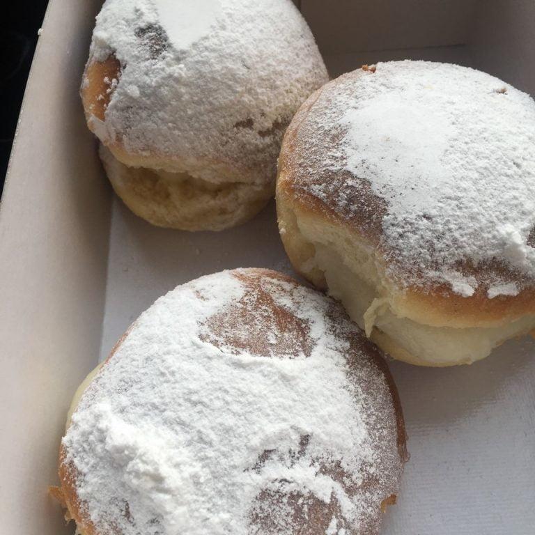 بهترین نان خامه ای های تهران