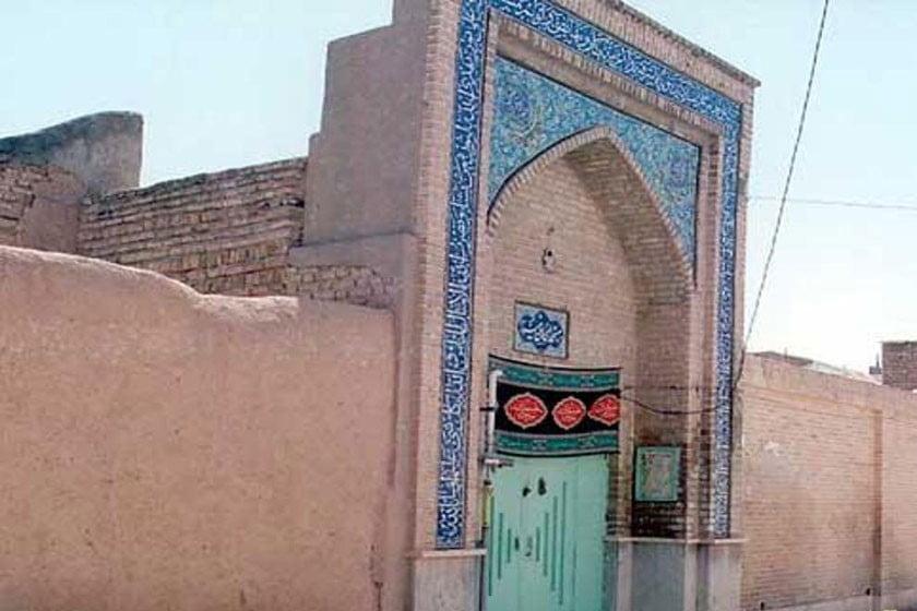 مسجد اسحاق میرزا