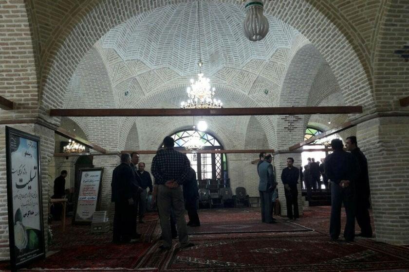 مسجد عباسقلی خان مسجد عباسقلی خان