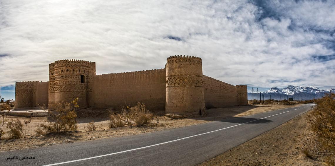 قلعه هرفته