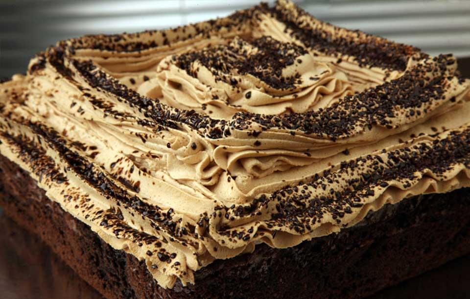 خانه کیک پلاتین