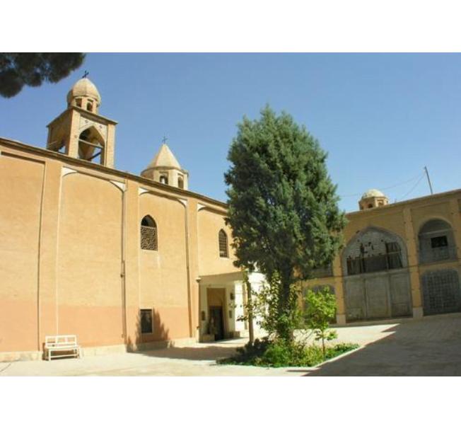 کلیسای گریگور لوساووریچ مقدس اصفهان کلیسای گریگور لوساووریچ مقدس اصفهان